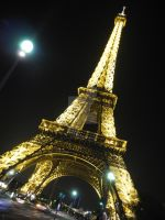 The Eiffel tower by Joelopez89g