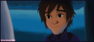Big Hero 6 - Tadashi is here by Archon89