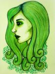 Green by pink-anthony