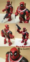 Deadpool DC Super Friends by Mace2006