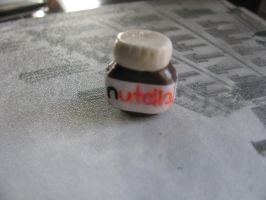 Nutella by MiniatureBaker