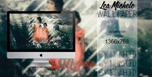 Lea Michele /Wallpaper/ by noahjd