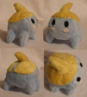 Surskit Pokedoll by Glacdeas