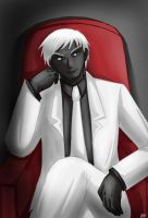 Mister Negative by kiku-maru