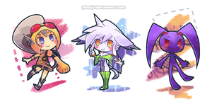Chibis for r-no71 by PhuiJL