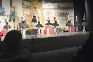 Dance Company Christmas,Ballet for Christmas4 by Miss-Tbones