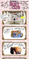 Ouran meme done with love - part two by M00-chan
