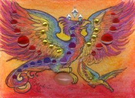 ACEO Phoenix 03 by rachaelm5