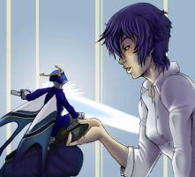 Naoto -spoilers- by LindseyWagner