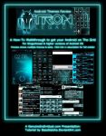 Tron Android Theme Review by bassgeisha