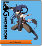 Log horizon 2nd - Anime icon by Aliceieous