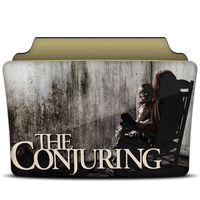 The Conjuring Folder Icon by PanosEnglish