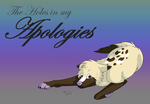The Holes in my Apologies by Wickerish