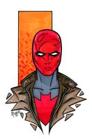 Illustrious Bits Week 31: Red Hood by RichBernatovech