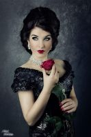 The last Rose by la-esmeralda