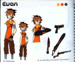 Character reference: Evan by Zack-Of-Spades