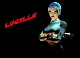 Lucille by 7ipper