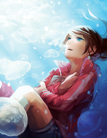Sleeping with the fishes by countercanon