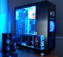 My Modded PC by iamthewizard2