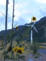 speedpaint: cloudy canyon road by Kathisofy