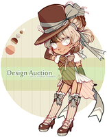 Design Auction [ENDED] by Dlssectr