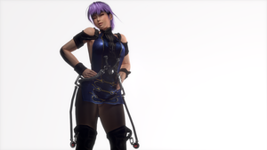 Ayane 6994 by lcmbrniftycomNWNS