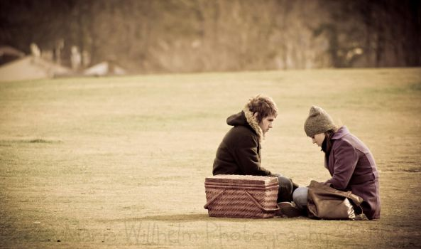 Picnic for Two by MariaWillhelm