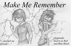 ME- Make Me Remember ch7 cover by GrayBeast