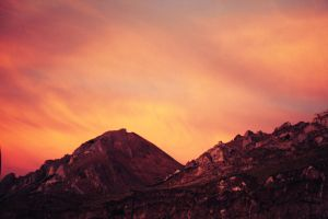 Utah Mountains by Foxtrot44