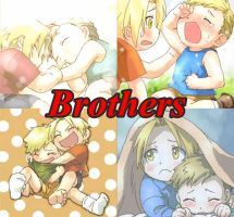 Brothers by AlphaMoxley95