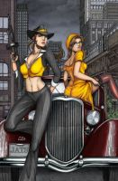 Gangster Chicks by Jats