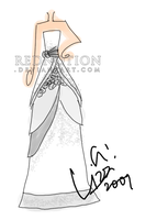 24th - 27 Dresses by rednotion