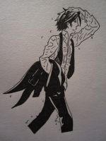That Butler: Drenched by Timelady93