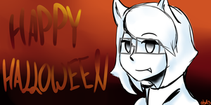 Happy Halloween! by LilachSigal