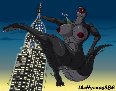 The Huge Show In The New York City by theHyenasSBE