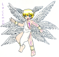 Lucemon by ACH-theNUTS