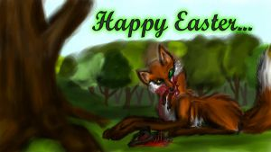 .:Redo: Happy easter:. by matrix9000