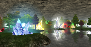 The Crystal Forests of Nimrine by Coralstar51199
