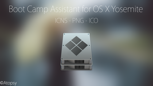 Boot Camp Assistant for OS X Yosemite (Re-Upload) by Atopsy