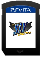 The Sly Collection Game Card by ETSChannel