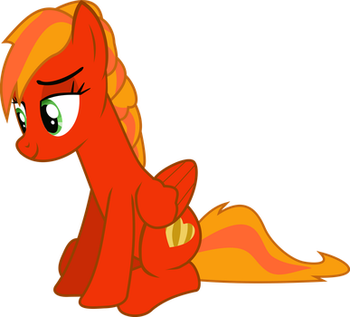 OC by a friend. Her name is Heart Phyre. by SniperNero