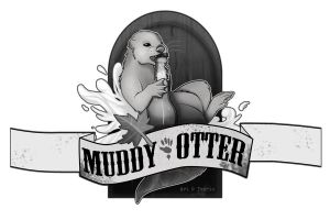 Muddy Otter - Label by Temrin