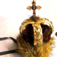 Steampunk Lolita Deluxe Crown by SteamSociety