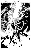 X-Men Storm page by TimTownsend