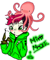 My Octopussy. by MimMagee