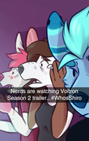 #WhosShiro by FreckledBastard