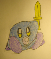 Baby Meta Knight by Nijihamu-can