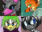 *Icon Batch* by Neonnah
