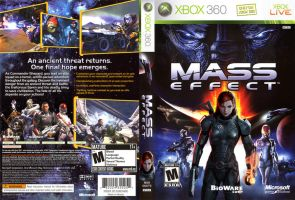 Mass Effect Femshep Cover by SuicideChilde