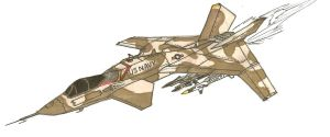 Hypothetical Navy fighter by Son-of-Italy